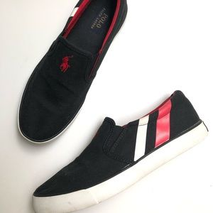 Polo Ralph Lauren Canvas Slip On Sneakers 7